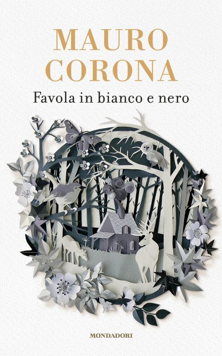 Mauro Corona, Favola, Natale, Mondadori