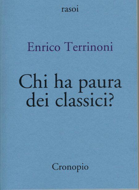 """""""Chi ha paura dei classici?"""""""