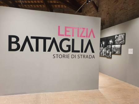 Letizia Battaglia, Storie di strada