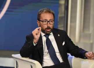 alfonso bonafede, ministro della giustizia