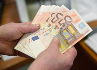 mazzetta di soldi