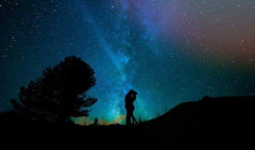Dialogo notturno poesia coppia il Principe