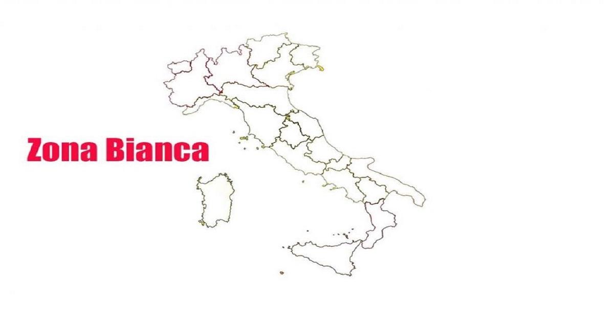 L'Italia sarà tutta in zona bianca, anche la Sicilia