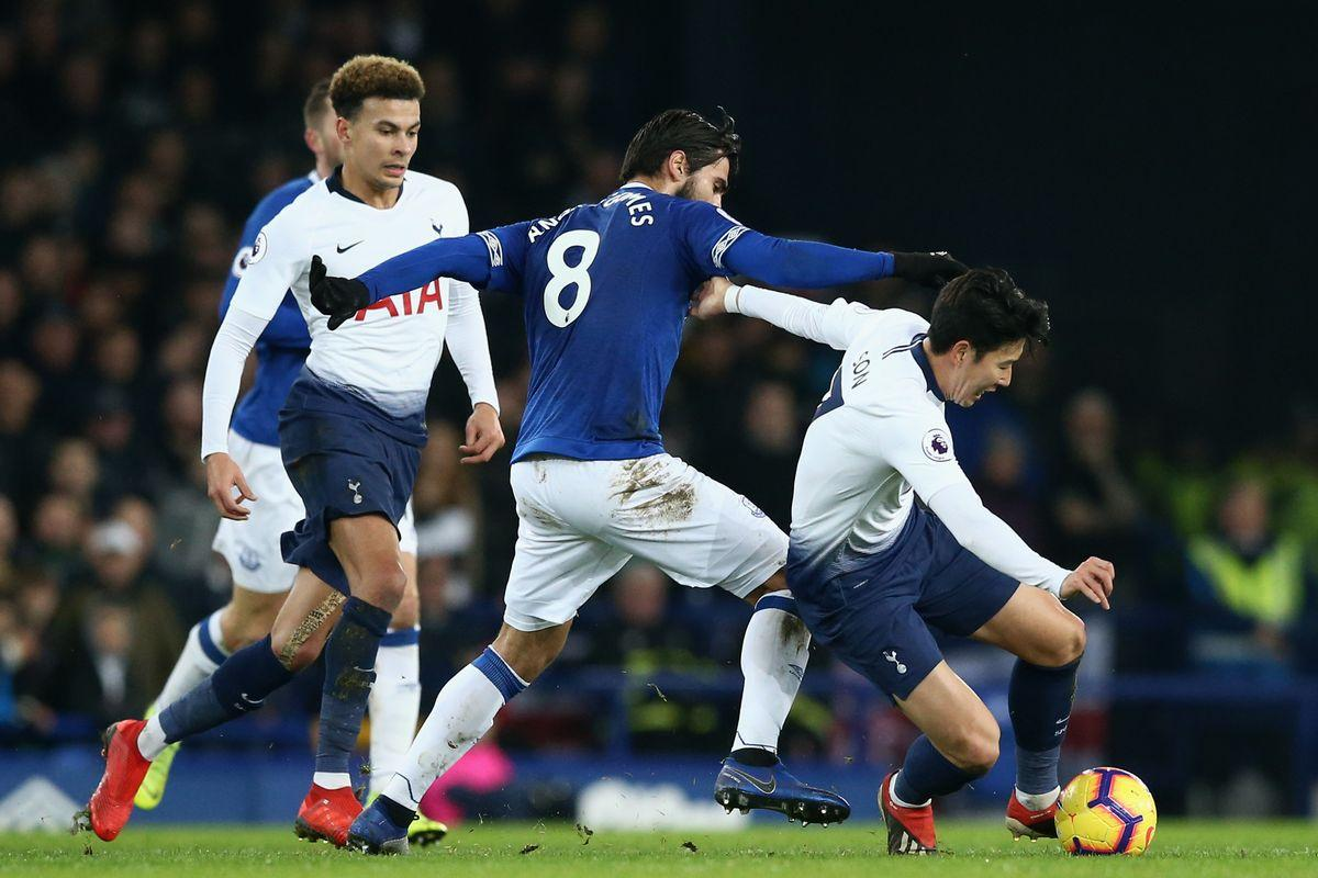 Tottenham Hotspur vs Everton England Premier League 06-07-20: pronostico