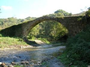 Ponte di epoca romana sul fiume Savuto detto di Annibale.