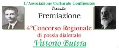 Locandina Concorso dialettale Confluentes