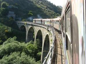 ponte Fiumarella Ferrovie della Calabria