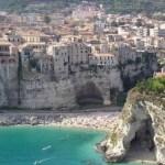 panorama costa della Calabria