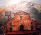 Decollatura libro La chiesa di San Bernardo Mario Gallo ritaglio