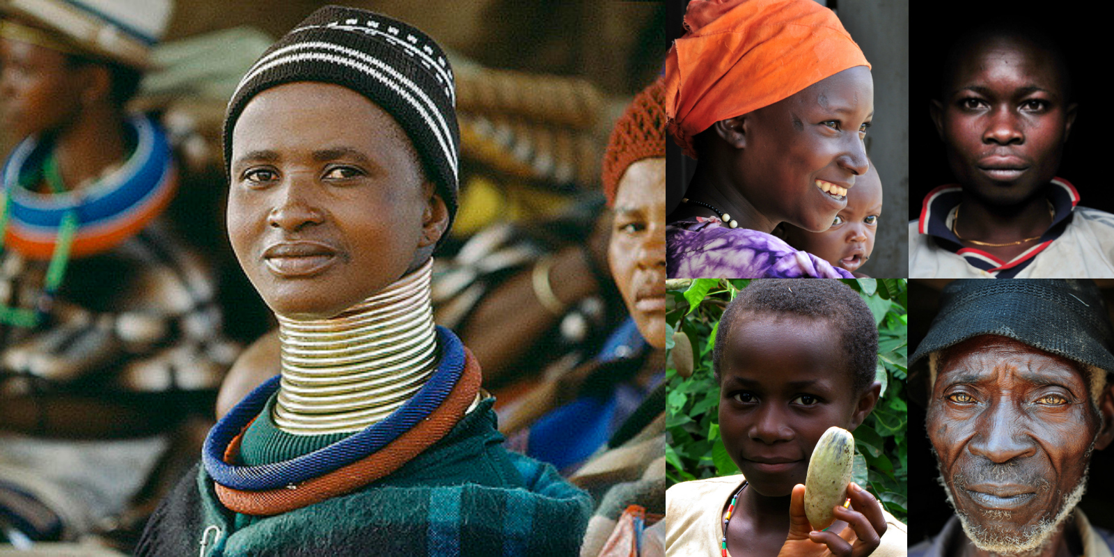 African Genomes The World's Richest Human Diversity Is