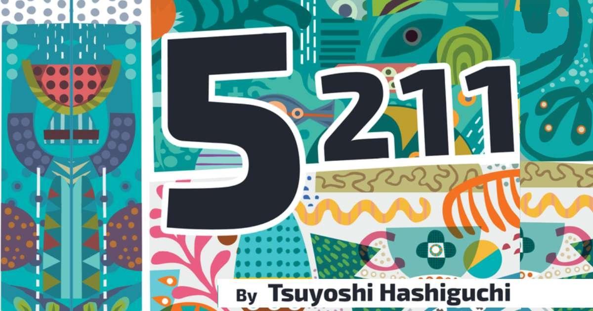 Immergetevi nei colori, è appena arrivato 5211!