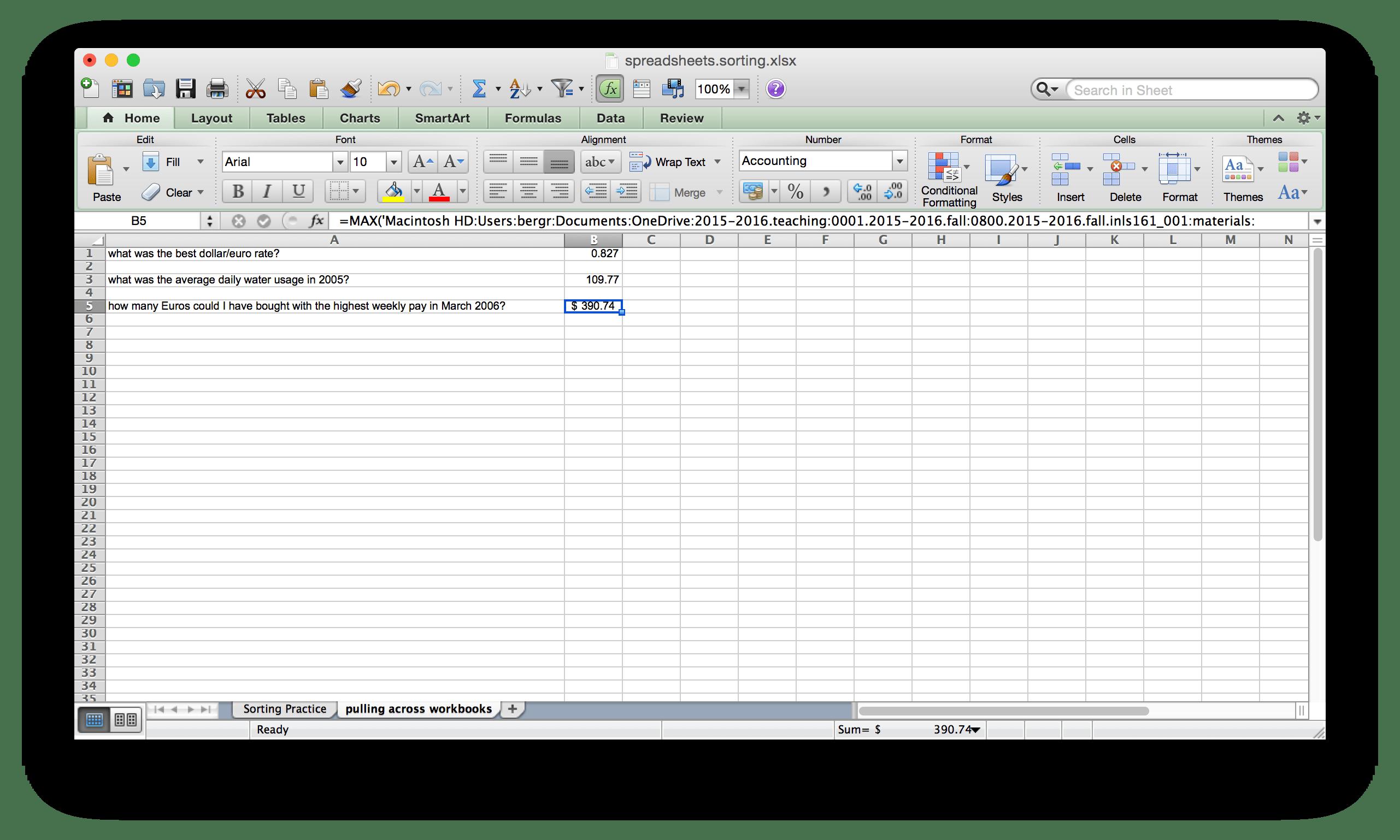 Inls161 001 Spring Information Tools