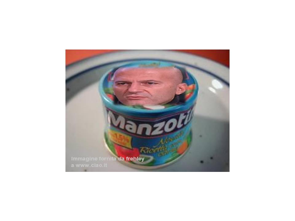 Minzolin, un uomo uno manzo da macello