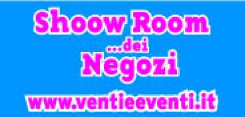 logo shoow room dei negozi logo