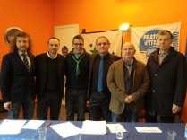 22032015 coalizione lega, saronno protagonista federalisti fdi presenta candidatura fagioli (5)