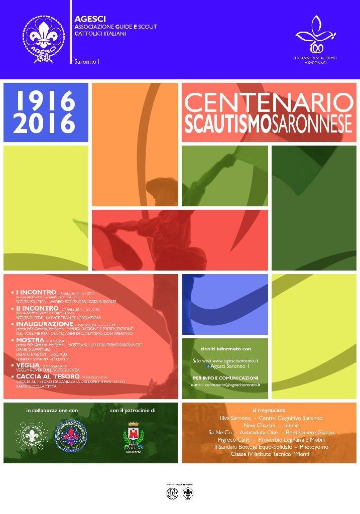 Centenario Scautismo A Saronno Gli Eventi Ilsaronno