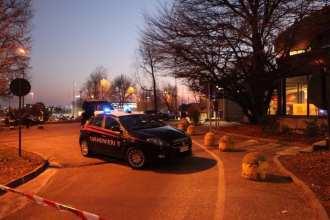 09012017 allarme bomba saronno rotonda foto di matte turconi (3)