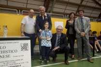 Consig. con delega allo Sport di Ceriano L. Giuseppe Radaelli