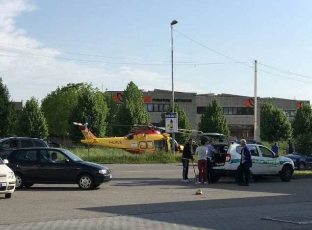 elisoccorso incidente via parma 07052018