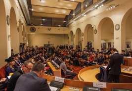 Cerimonia dei Diplomi AIMO2018