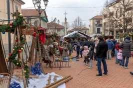 villaggio mercatino babbo natale gerenzano 02122018