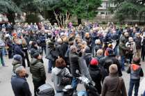 20190223 passeggiata bagolari via roma presidio protesta (4)