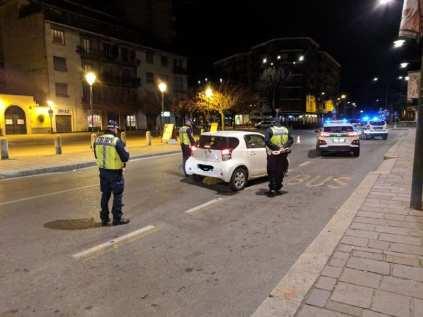 20190330 polizia locale posto di blocco piazza san francesco (1)