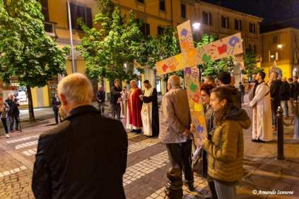 Processione Via Crucis Saronno 2019_04_19 - AI (131)