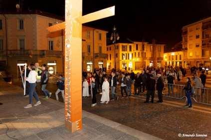 Processione Via Crucis Saronno 2019_04_19 - AI (224)