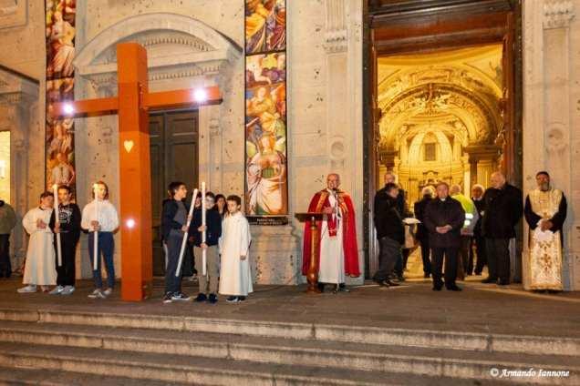 Processione Via Crucis Saronno 2019_04_19 - AI (257)