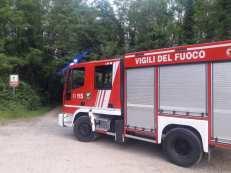 ceriano incendio bosco (3)