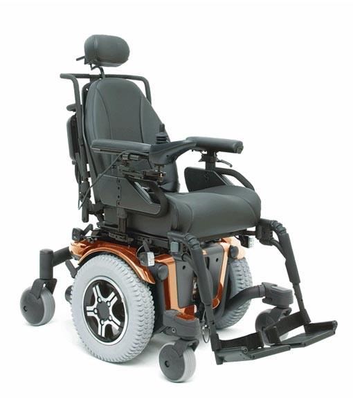 Pride Quantum 600 Scripted Power Chair in Australia
