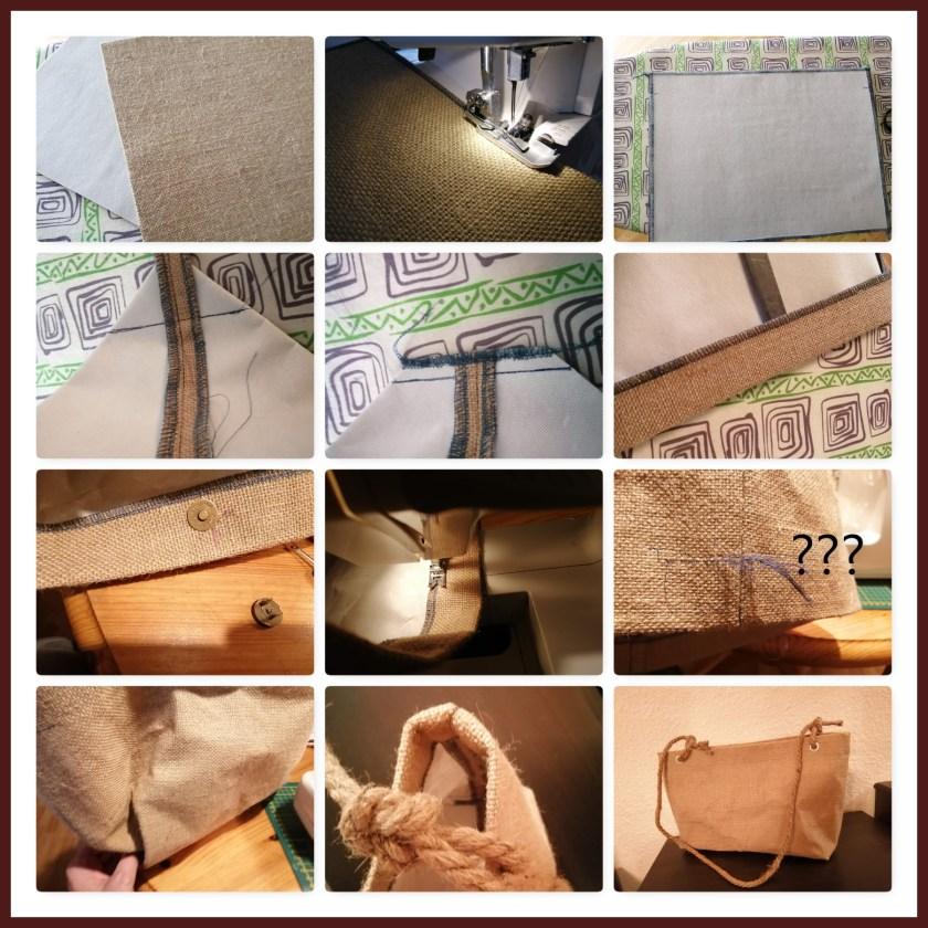 Rupfen-Tasche 2
