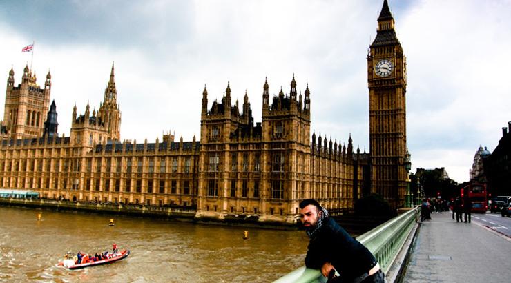 A LONDRA PER NERDATE