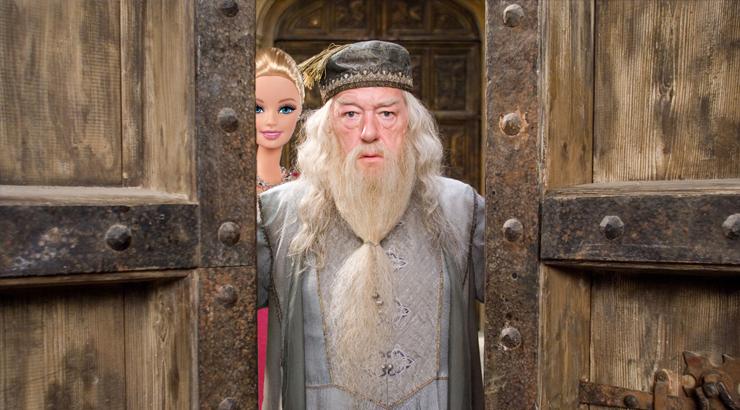"Elisabetta la plurilaureata ep 10 – ""Harry Potter e la camera di Barbie"""