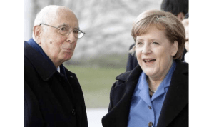 Napolitano-Merkel