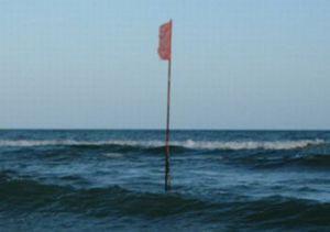 Bandiera Rossa sul Kirye Eleison