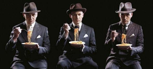 mafia spaghetti