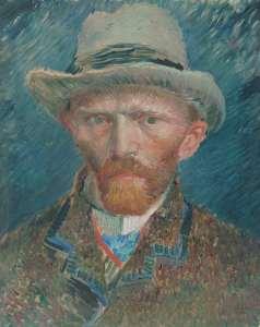 Van_Gogh_Self-Portrait_with_Grey_Felt_Hat_1886-87_Rijksmuseum