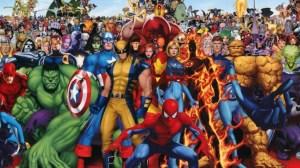 Supereroi-marvel