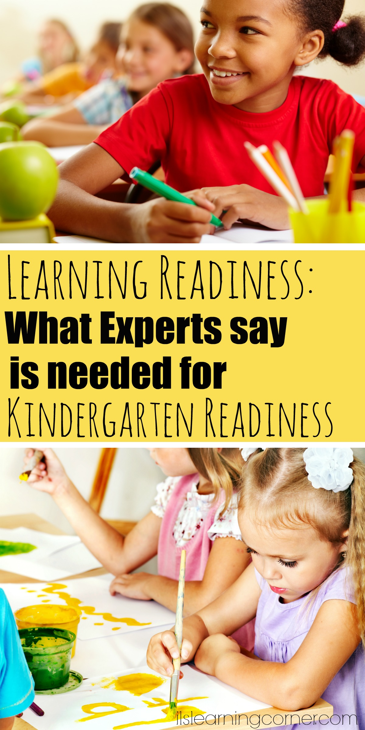 Is My Child Ready For Learning What Experts Say Is Really