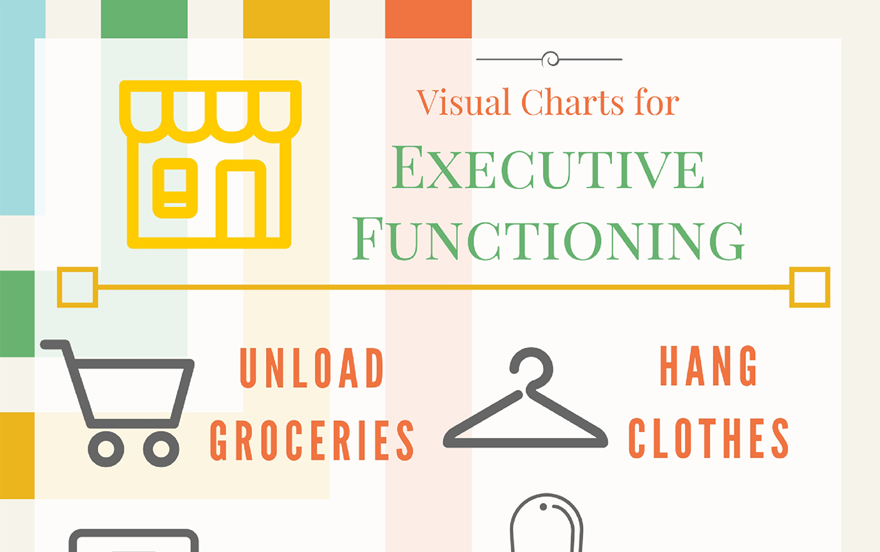 Executive Function 3 Smart Visual Planning Charts For