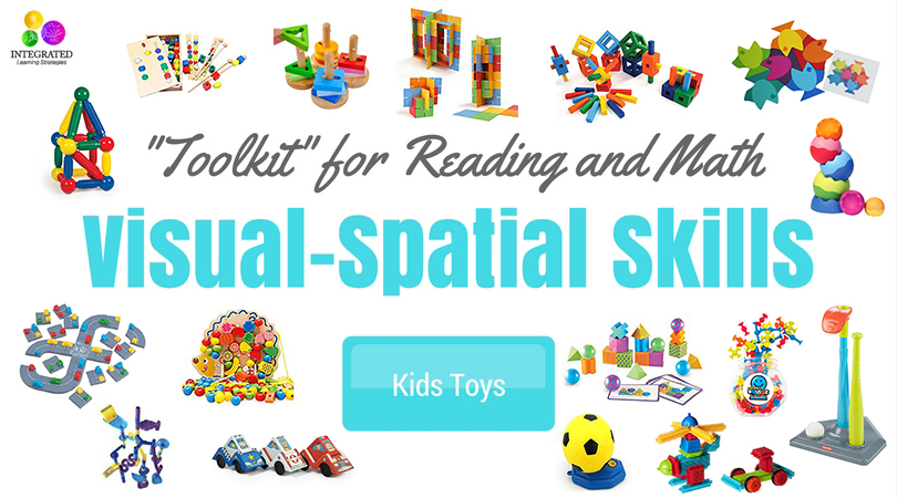 """Visual Spatial Skills Your Child's Navigation """"Toolkit"""