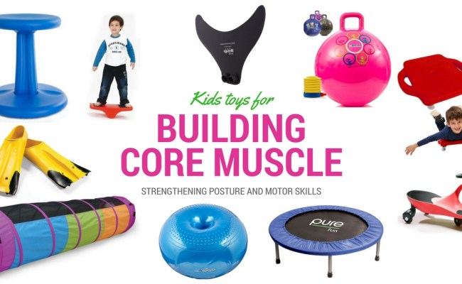 Core Muscle Toys For Building Posture Core Muscle Motor