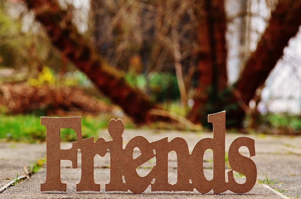 amicizia, successo, comunicazione