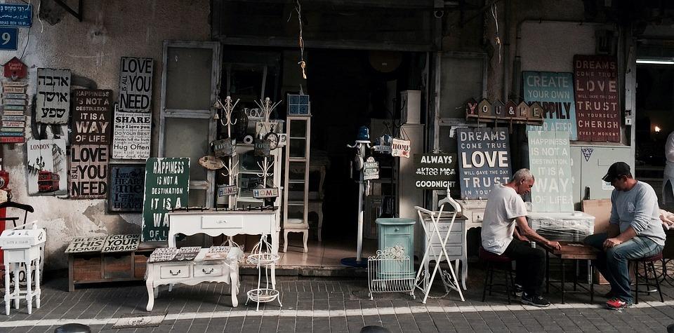 negozio, idea, immagine, vestiti, cambio stagione, web, social
