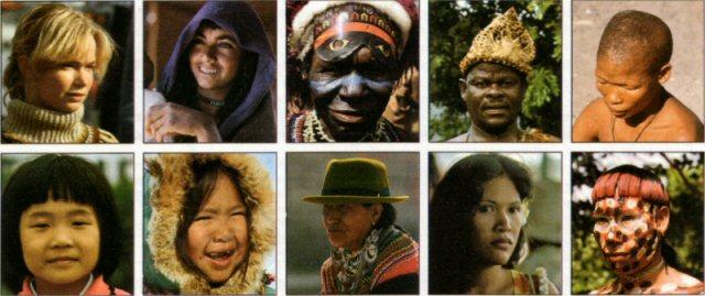 Diciamo razza o etnia?