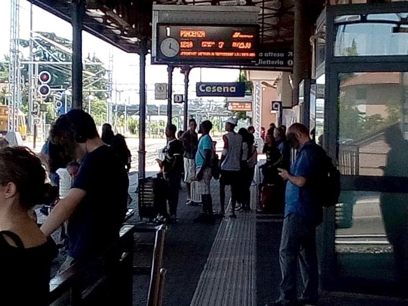 Indagine sulla stazione ferroviaria