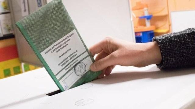 Exit Poll Sardegna 2019