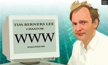 Tim Berners Lee, Web